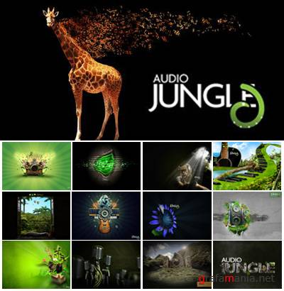13 UHD Audiodjungle Wallpapers