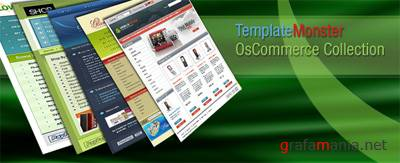 OScommerce Templates Collections