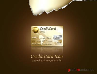 3 ID Credit Cards, PSD