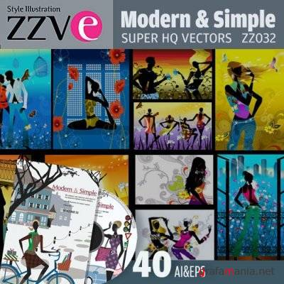 ZZVE Modern & Simple