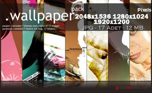 Exclusive Wallpaper People Pack