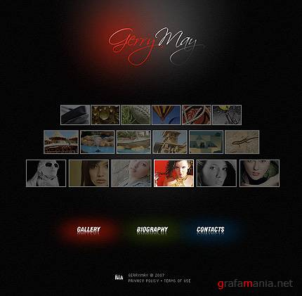 TM 15923 Portfolio Web Template