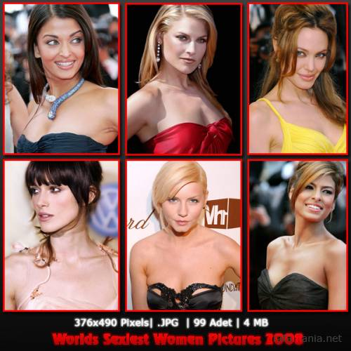 Worlds Sexiest Women Pictures 2008