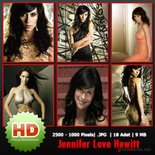 Jennifer Love Hewitt HD Collection