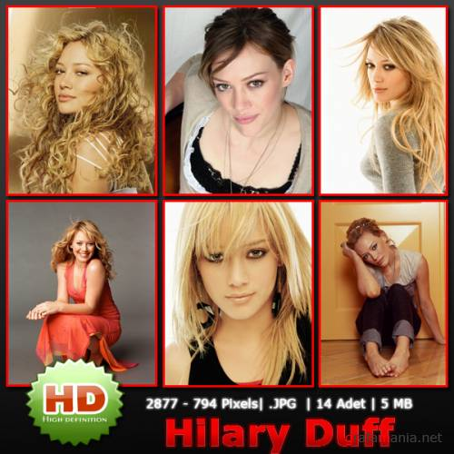 Hilary Duff HD Collection