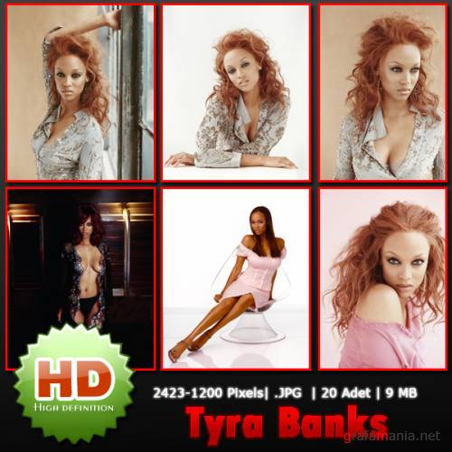 Tyra Banks HD Collection