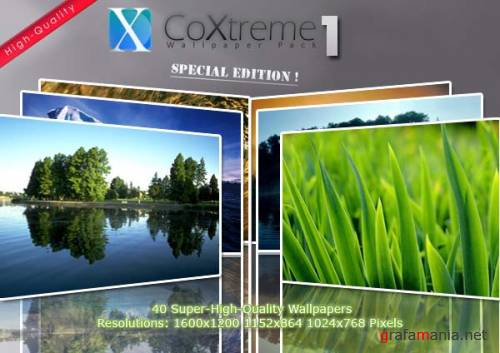 CoXtreme Wallpaper Pack-1