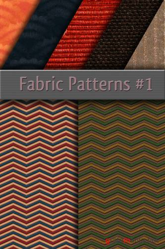 Заливки для Photoshop - Fabric Patterns #1