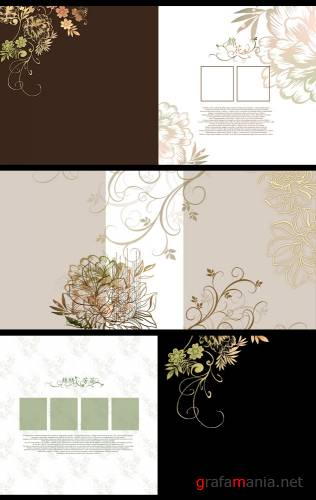 Collage beige