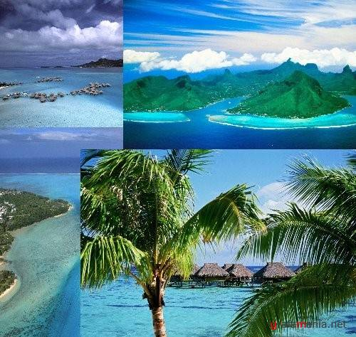 HQ French Polynesia Wallpapers