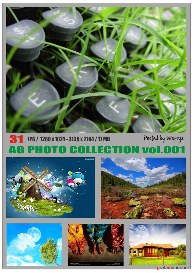 AG Photo Collection Vol.1