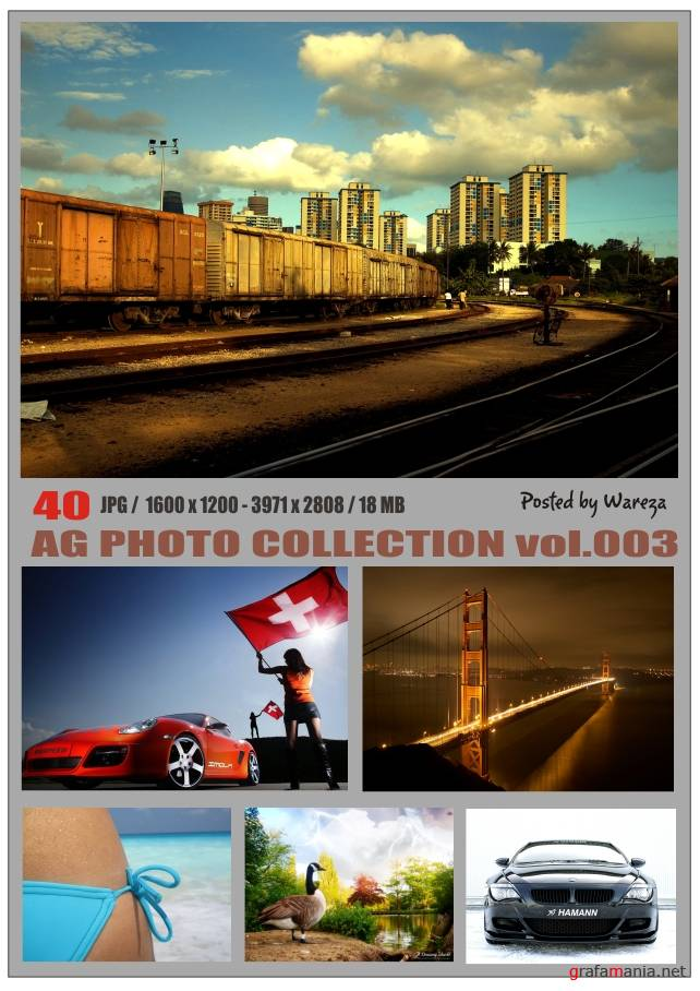 AG Photo Collection Vol.3
