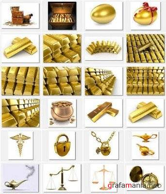 Gold Photo Stock