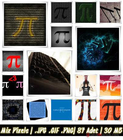 Mathematic Pictures Pi Images