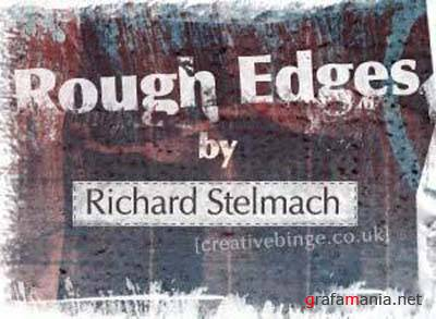 Rough Edges Photoshop Brushes
