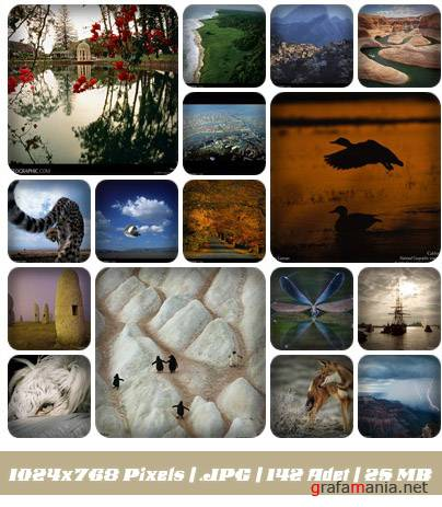 National Geographic Wallpaper 2005-2006