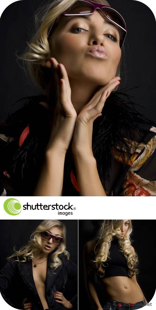 Shutterstock - Woman HQ