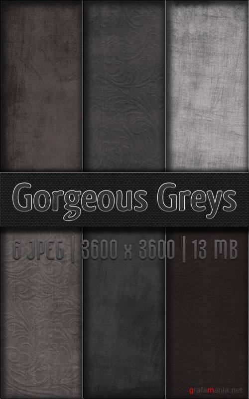 Текстуры - Gorgeous Greys