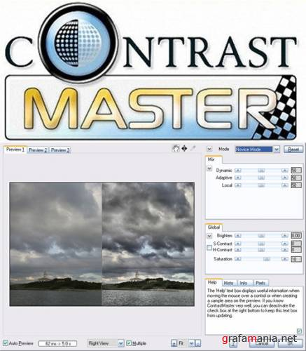 ContrastMaster 1.02 Retail for Adobe Photoshop