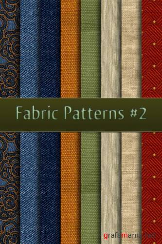 Заливки для Photoshop - Fabric Patterns #2
