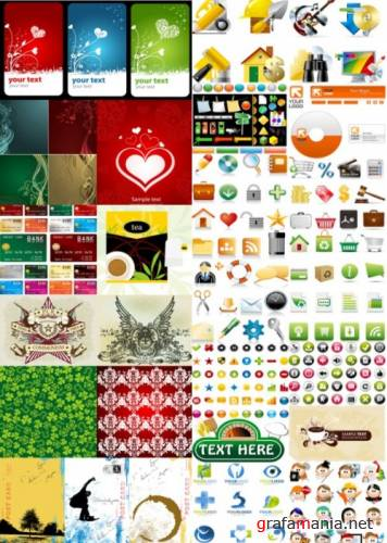 2009 shutterstock vectors mix 9