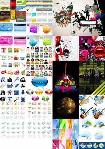 2009 shutterstock vectors mix8-2