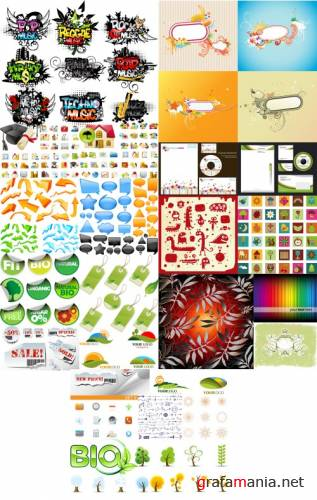 2009 shutterstock vectors mix8-3