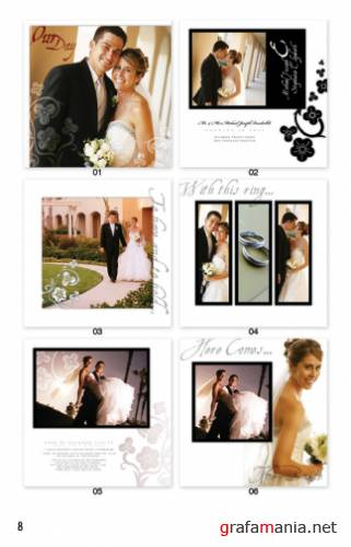 Graphic Authority Wedding Templates v1 - Disk3