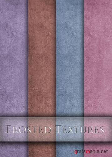 Текстуры для Photoshop - Frosted Textures