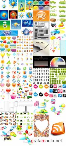 2009 shutterstock vectors mix11
