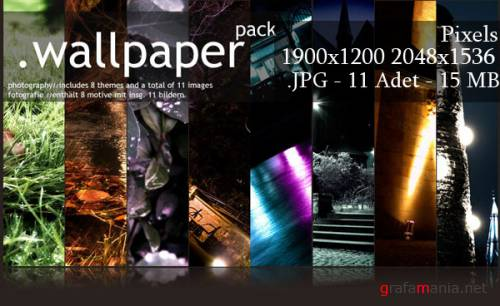 Photography-Wallpaper Pack