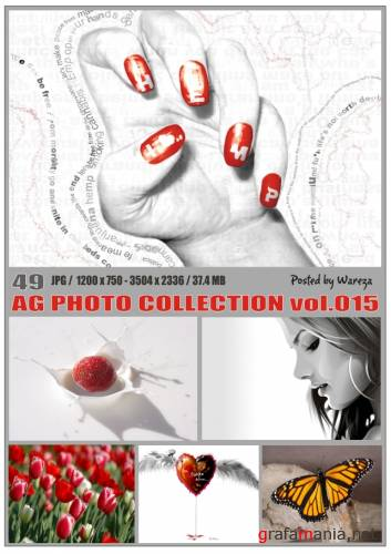 AG Photo Collection Vol.15