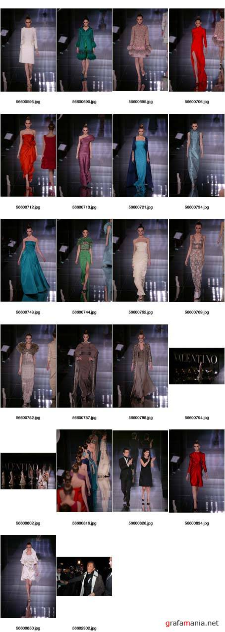 Fashion Plus Valentino 2009 High Res