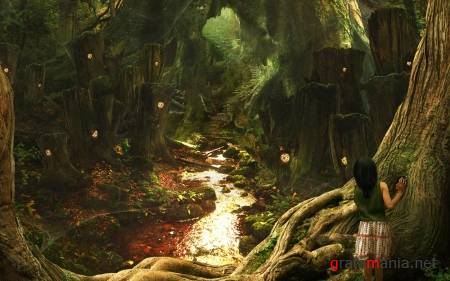 Fantasy WideScreen Wallpapers S#7