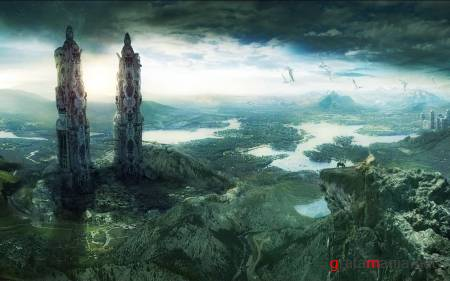 Fantasy WideScreen Wallpapers S#8