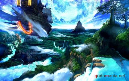 Fantasy WideScreen Wallpapers S#10