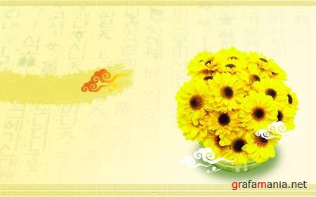 Flowers WideScreen Wallpapers #2