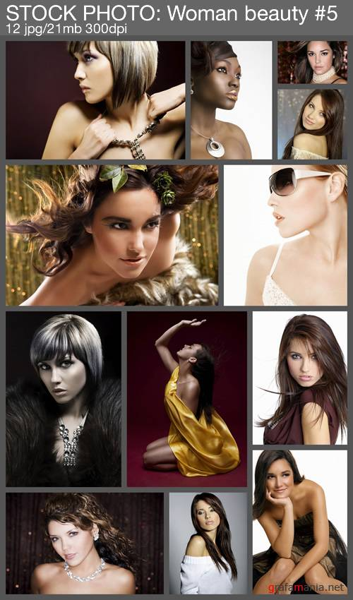 Stock Photos: Woman beauty #5
