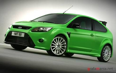 Ford Focus RS HQ Wallpapers
