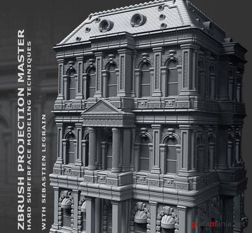 Architectural Techniques using Projection Master