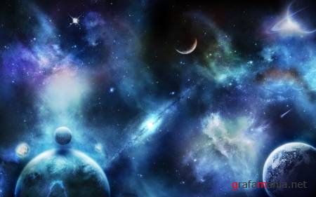 Space WideScreen Wallpapers #1