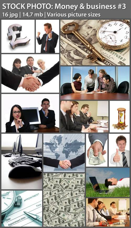 Stock Photos: Money and Business #3