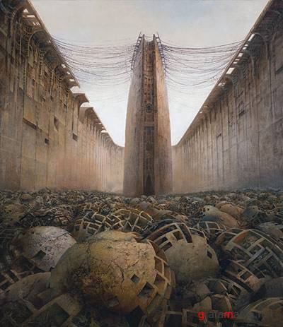 Artworks by Peter Gric