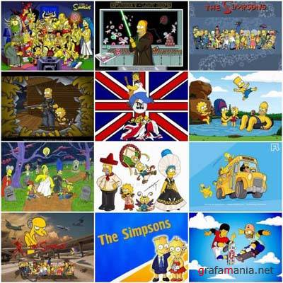 Simpsons Wallpappers