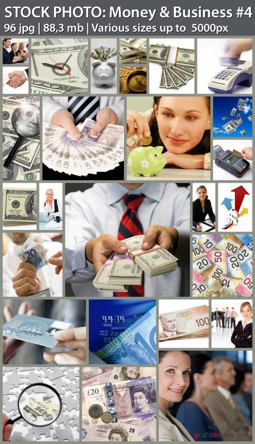 Stock Photos: Money and Business #4