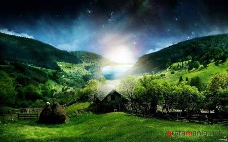 Nature WideScreen Wallpapers #13