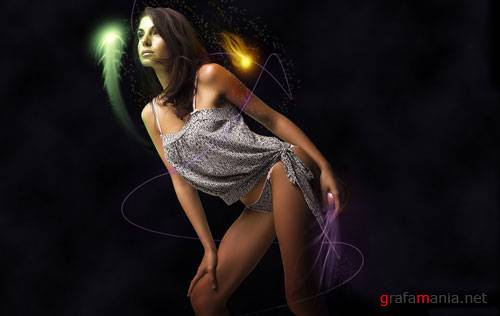 Photo manipulation Fantasy Girls