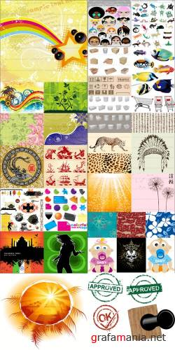 shutterstock vectors mix 1