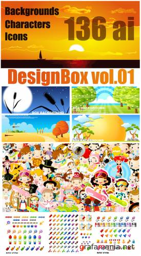 DesignBox vol.01