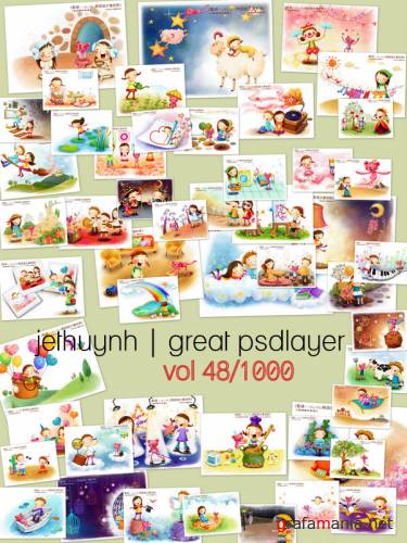 jethuynh - Great Psdlayer collection vol 48/1000